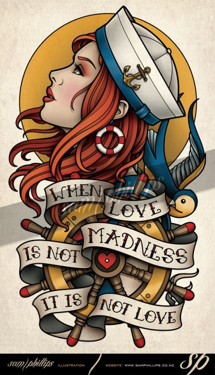 Oh une rousse ! Love for ever from the redhead girl of your Life ! !