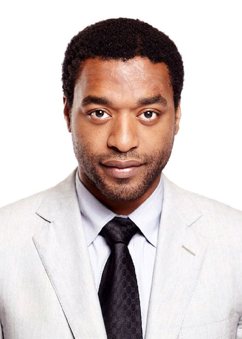 Chiwetel Ejiofor, Best Actor in a Leading Role Oscar nominee