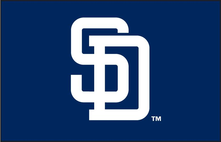 San Diego Padres Logo #4