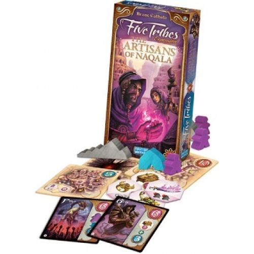 Five Tribes - The Artisans of Naqala