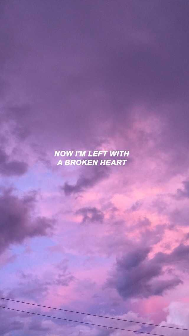 Broken Heart In 2020 Broken Heart Wallpaper Broken Heart