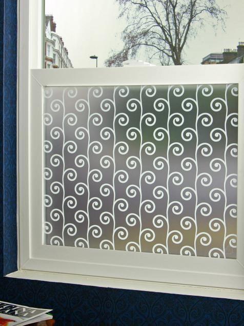 Bathroom Window Treatments for Privacy | Window Treatments - Ideas for Curtains, Blinds, Valances | HGTV