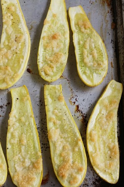 Now is the Time for Roasted Summer Squash - 2 PP