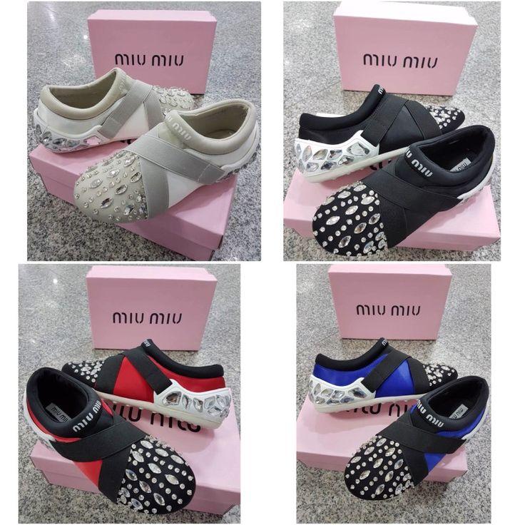 Sepatu Miu Miu Premium 4929 35-40 455rb