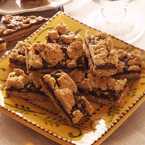 1000 images about cookie bars on pinterest for Better homes and gardens chocolate chip cookies