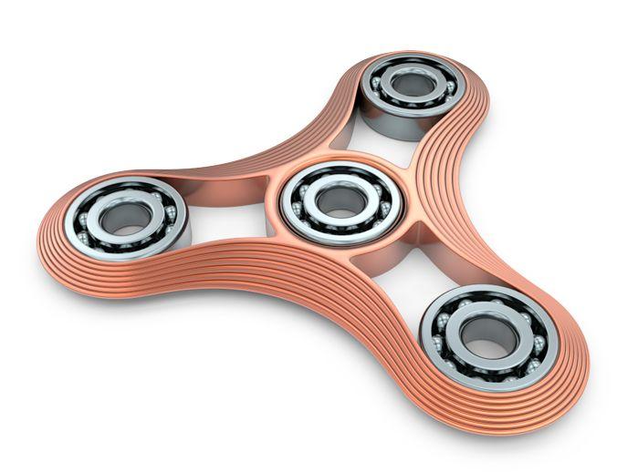 SPIINR - a 3D model by STG | VECTARY    fidget spinner, had spinner, free 3D model, 3D printing, 3D print, finger spinner, toy, diy