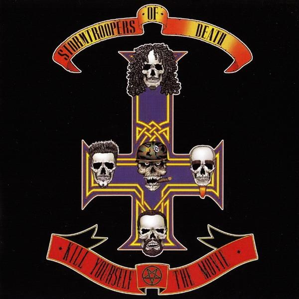Stormtroopers of Death Albums | Stormtroopers of Death - Official Live Bootleg