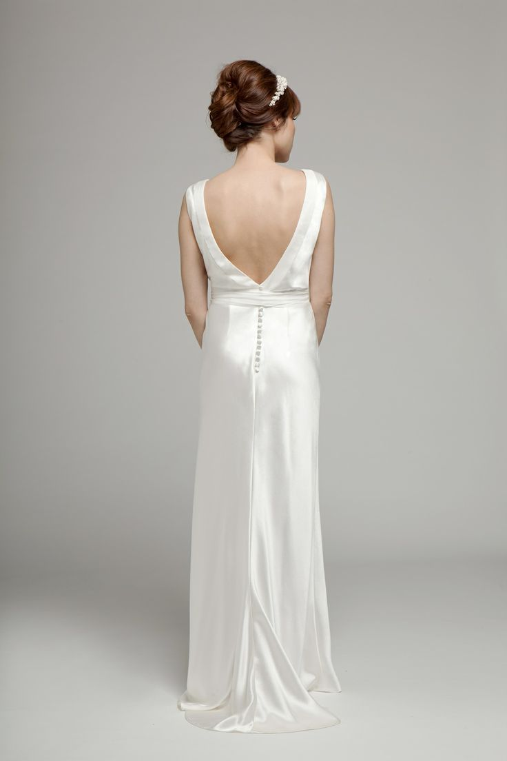 Melanie Potro Bridal Couture - Daisy with back detail