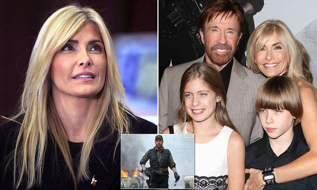 Chuck Norris believes his wife was poisoned by MRI scan | Daily Mail Online