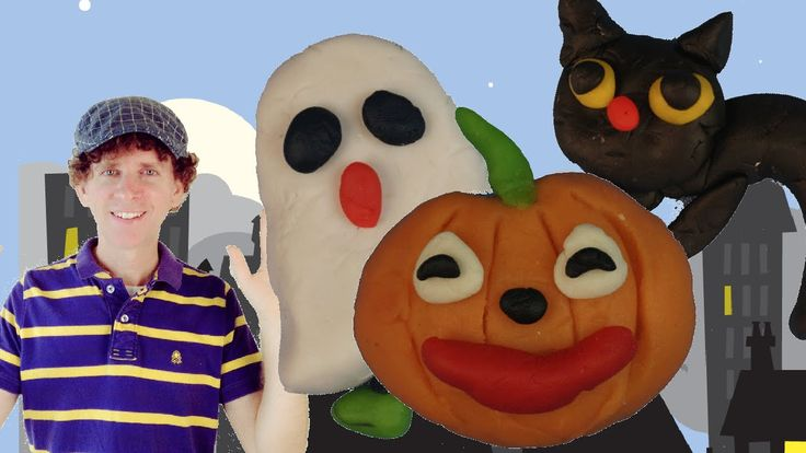 Halloween Actions Song For Kids | Walk Like A Ghost | PreSchool, Kinderg...
