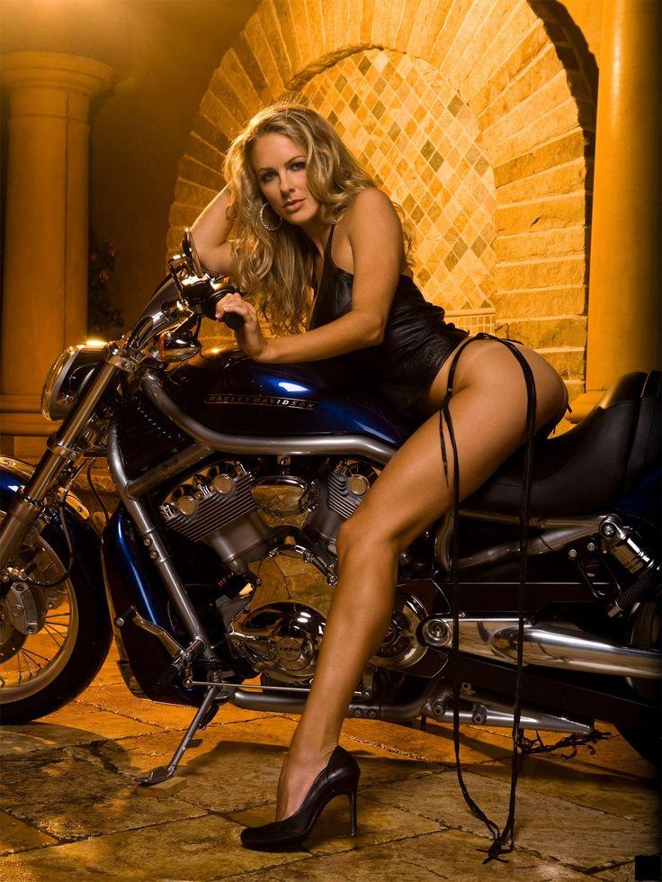 girl in stocks nude