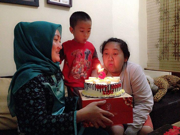 Sari's Birthday