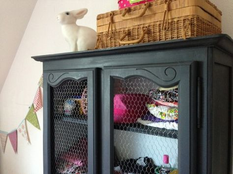 17 armoire ancienne pinterest - Relooker armoire ancienne ...