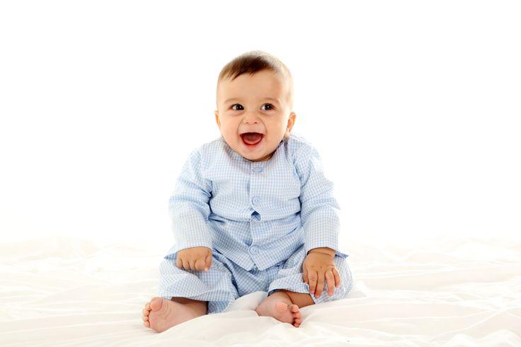 Pajamas for little boys / Erkek bebek pijamalari