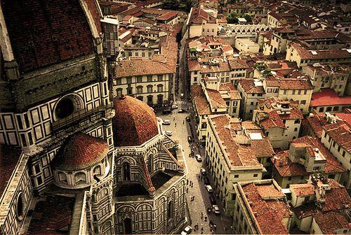 | ♕ | Firenze | via flytowardsthesunrise | thenewdolcevita