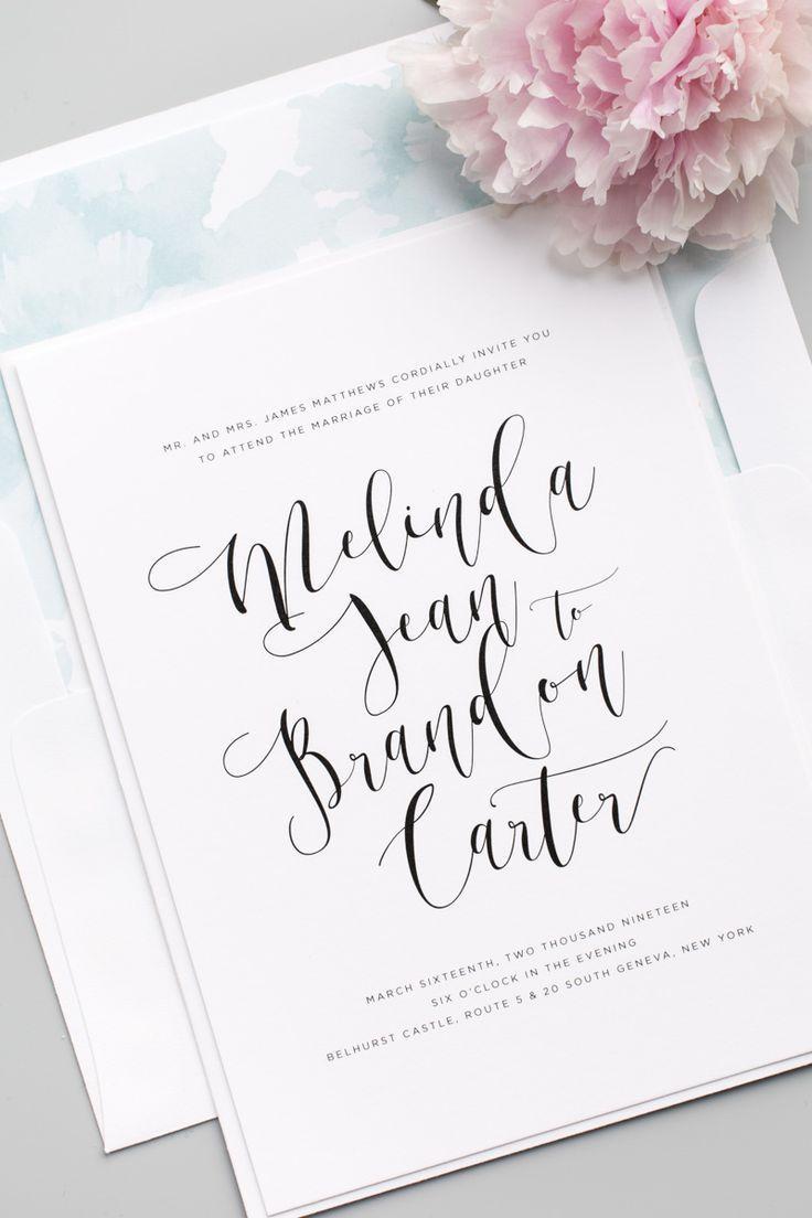 18 Best Wedding Stationery Images On Pinterest Wedding Stationery