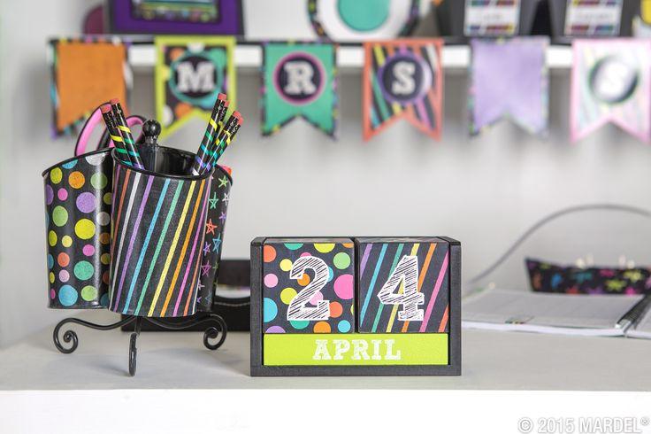 Mardel Classroom Decor ~ Best chalk talk classroom collection mardel exclusive