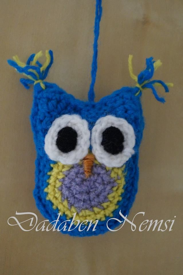 sůva - owl - Eule