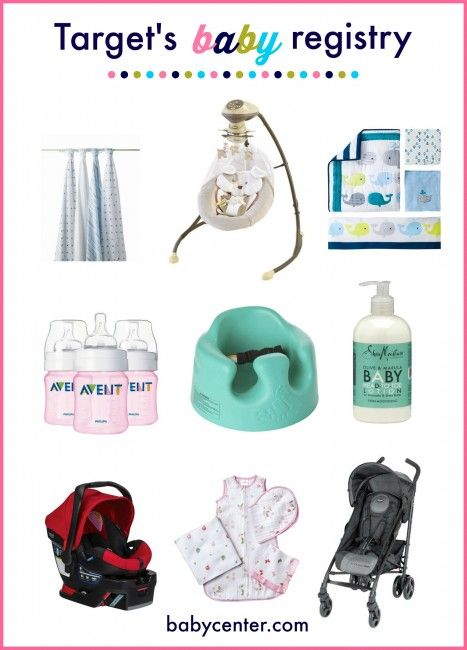 6 Reasons To Open Your Baby Registry At Target