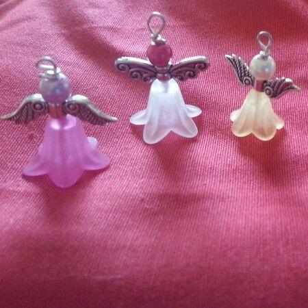 Handmade Angel Charms