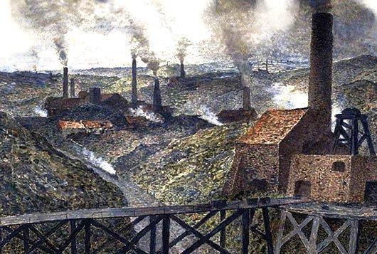 so-rummets artikel om industriella revolutionen.