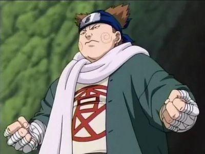 Fat anime characters male