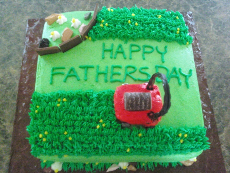 father's day cake decorations
