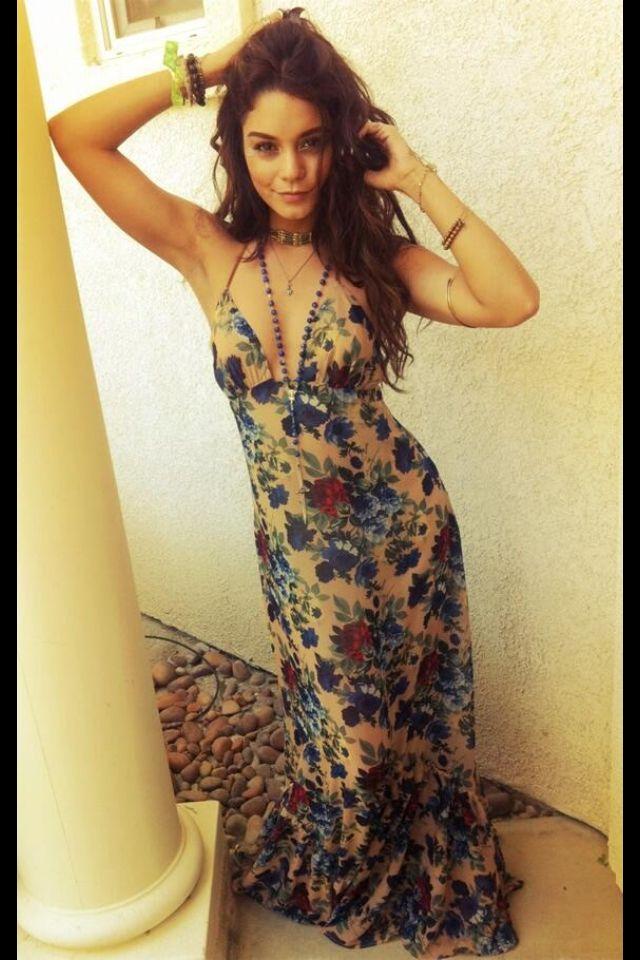 Vanessa Hudgens style