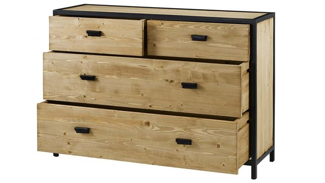 Faire glisser un tiroir coinc astuce pour les tiroirs qui coincent et qui s 39 ouvrent for Peut on vernir un meuble cire