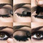 Aplicar mal el maquillaje afecta la salud de tus ojos