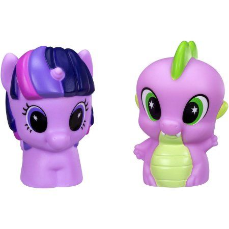 Pla Mlp Twilight And Spike