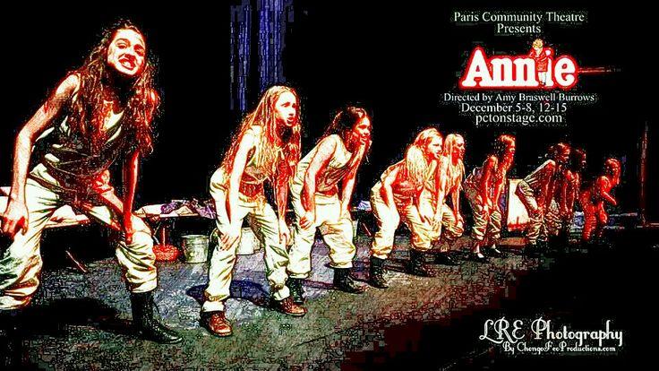 PCT's Annie!