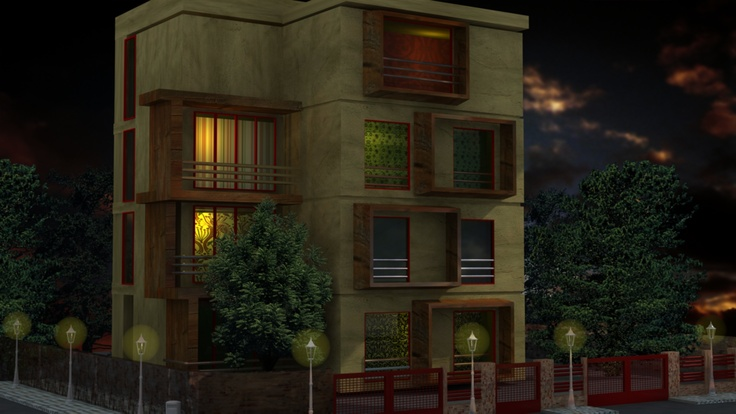 architectural'