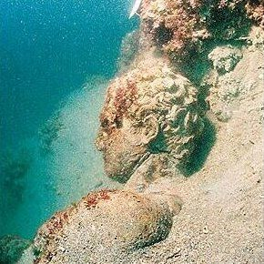 Underwater archeology  Bodrum - Turkey  Many treasures no longer exist, but off the coast of many countries which border the Mediterranean Sea, you can find all sorts of goodies.