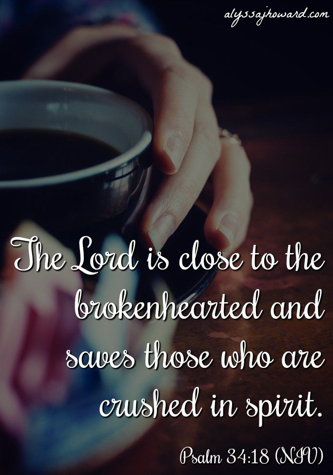 God promises to be close to the brokenhearted. Here are 10 Bible verses to encourage and inspire you to cling to God in the midst of heartache and sorrow.