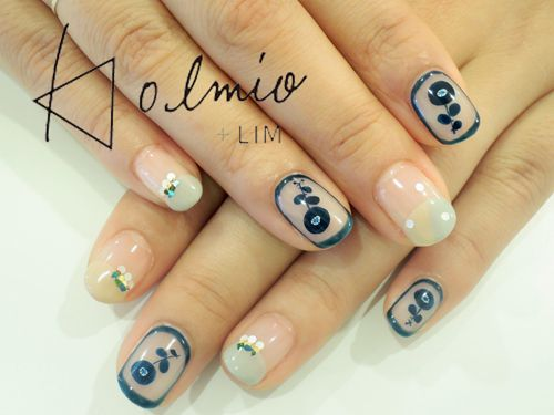 nail snap | 古場聡子 | 10 DEC. 2014 | LIM | LESS IS MORE