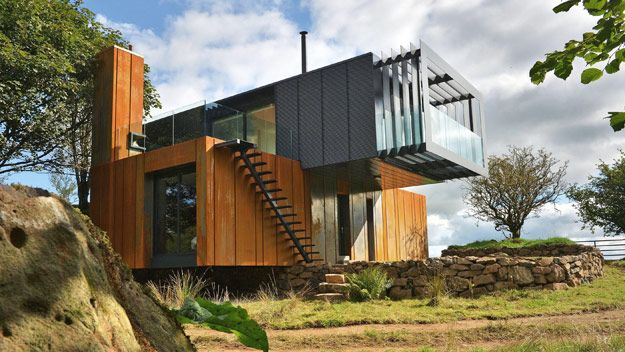 Home featured on Grand Designs