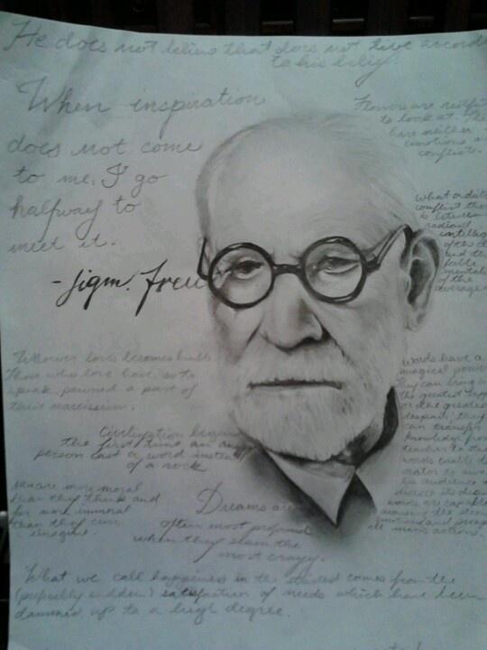 216 best Freud illustrations images on Pinterest | Sigmund ...