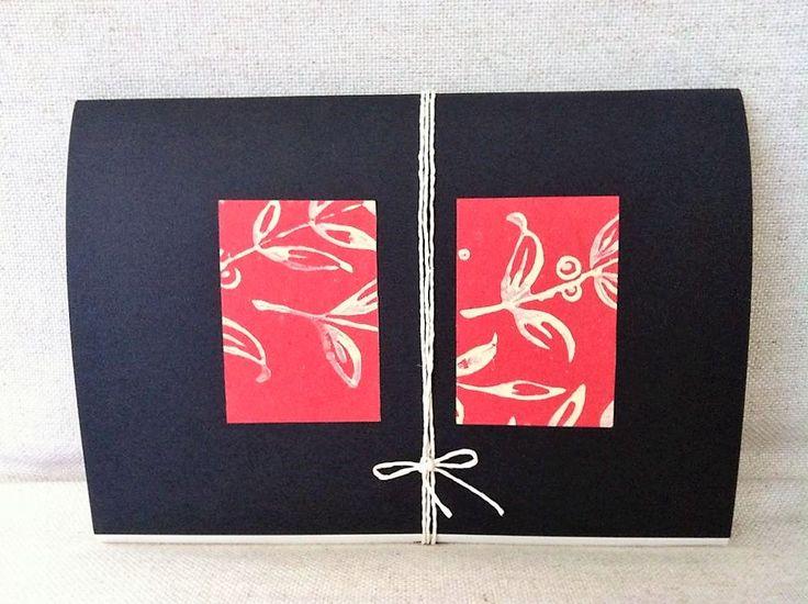 Quaderno Thai - Notebook -Handmade