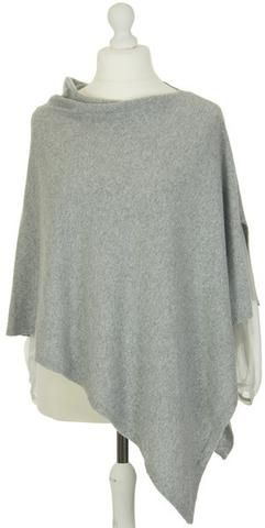 French Grey Interiors ~ Products ~ Cashmere Blend Poncho ~ Shopify