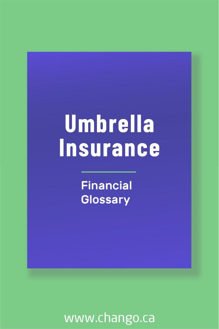 Pin On Umbrella Liability Insurance