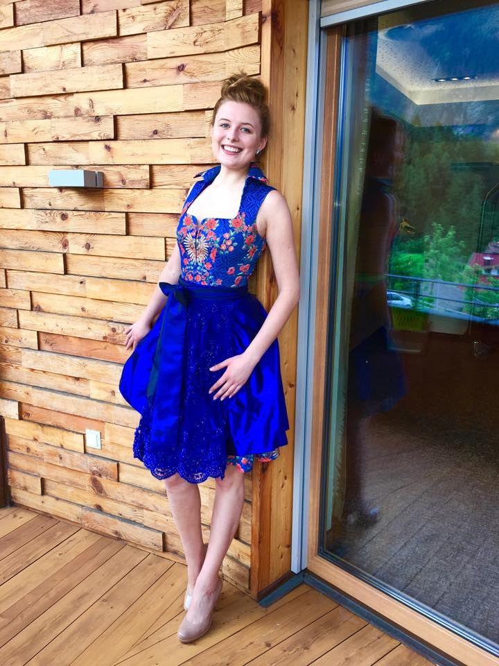 GNTM - Kandidatin Elena Kilb in #Angermaier