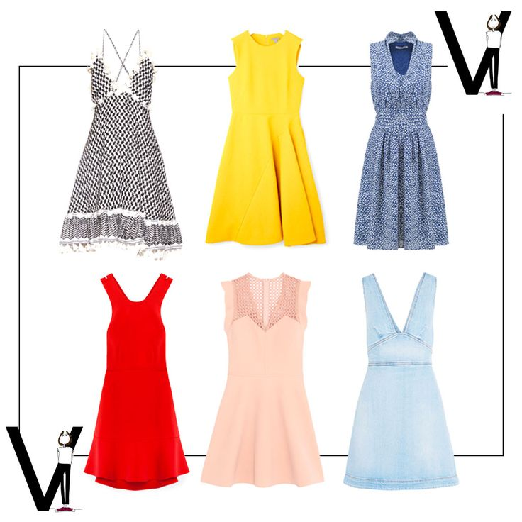 Robe morphologie en V : découvrez notre sélection de 15 robes pour les morphologies en V ...