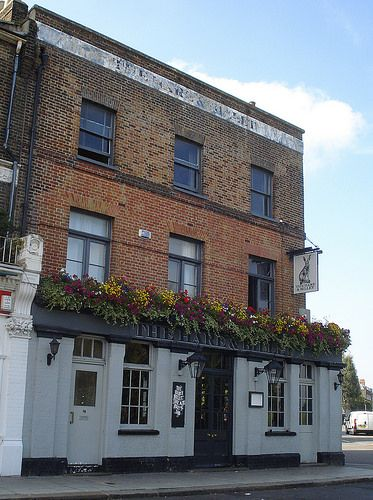 Hare & Billet, Blackheath, London