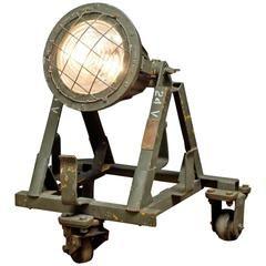 Military Work Light