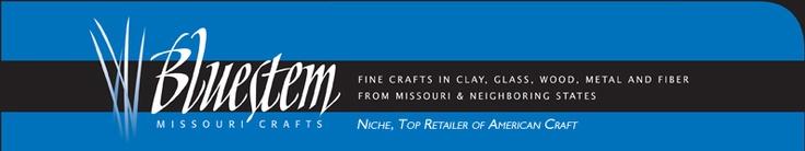 a wonderful craft gallery in Columbia, Missouri