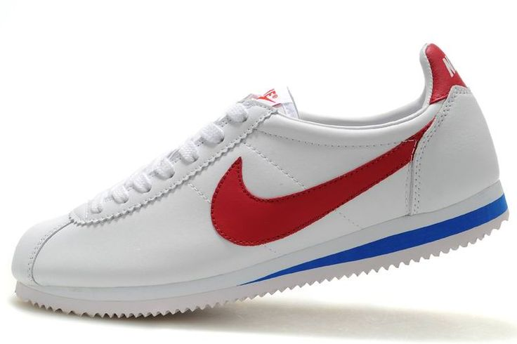 Nikejordanclub Nike Cortez Leather Men Shoes White Red 4ijfy NIKE CORTEZ LEATHER MEN SHOES WHITE RED 4IJFY Only 7200 Free S