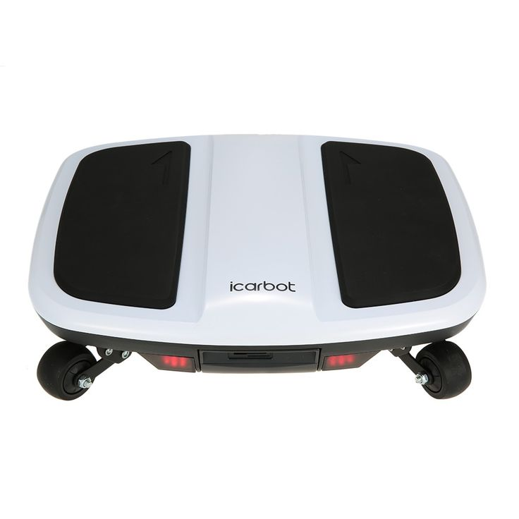 Only US$273.81, white 4 Wheels Self Balance Electric Scooter Somatosensory Scooter - Tomtop.com
