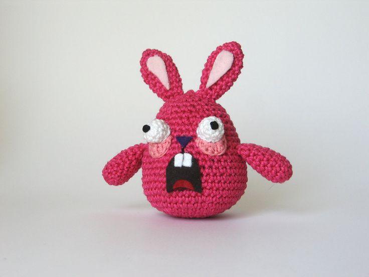 Geek Amigurumi Pattern : Best crochet geek images crochet geek