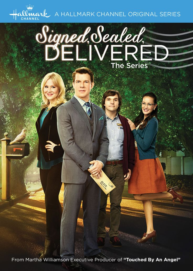 Checkout the movie Signed, Sealed, Delivered: TV Series on Christian Film Database: http://www.christianfilmdatabase.com/review/signed-sealed-delivered-tv-series/